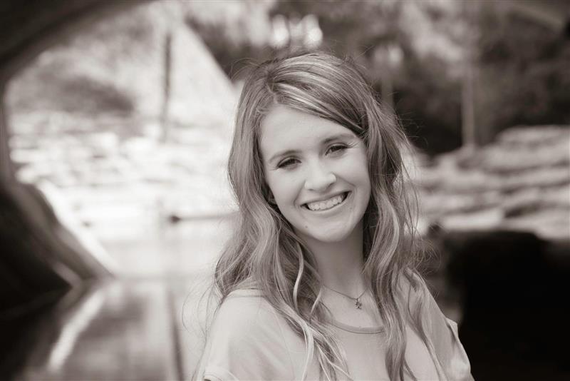 Senior Katy Jones
