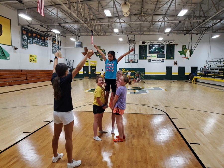 SEHS Mini Cheer Camp